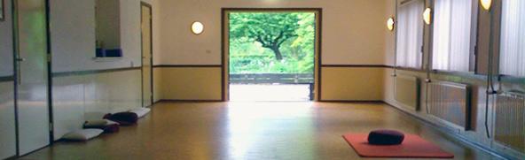 Yoga ruimte Woerden